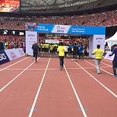 北京鸟巢半程马拉松赛 | 在跑步圣地比赛!