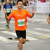 2014 Shanghai International Marathon