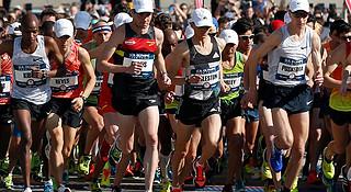年中盘点   上半年马拉松世界发生的两件大事