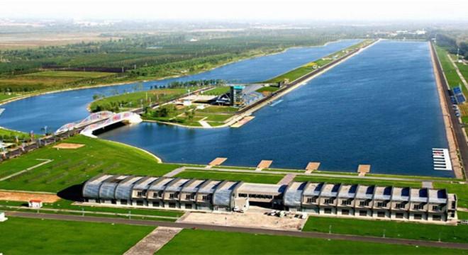 水上跑-奥水公园测试赛