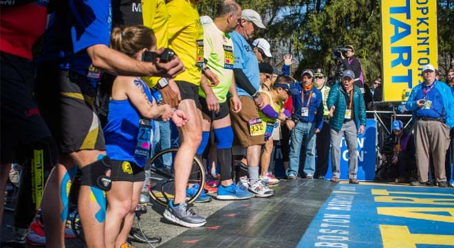全球最佳25场马拉松(上)