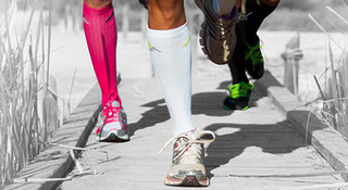 小装备大作用—四款高科技压缩跑步袜评测
