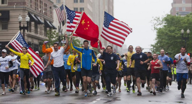TopX | 全美十大公路跑 为什么美国人都爱跑?