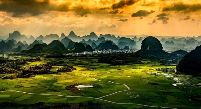 China Ultra 100-Guilin 桂林100国际超级越野赛