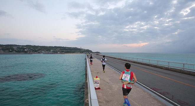 冲绳100公里