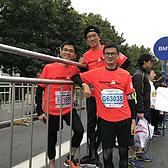 2017上海国际马拉松赛