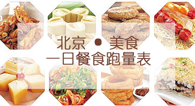 饮食   北京美食特辑 吃饱了才有力气跑北马