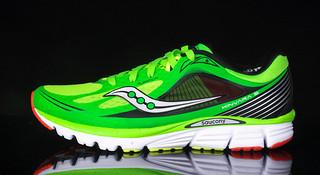 分秒必争—圣康尼Saucony Kinvara 5轻量跑鞋开箱