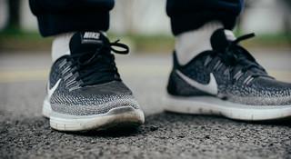 跑鞋 | 满足脚底的双重想法,Nike Free RN Distance慢跑体验