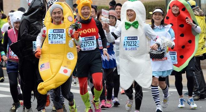 东京马拉松