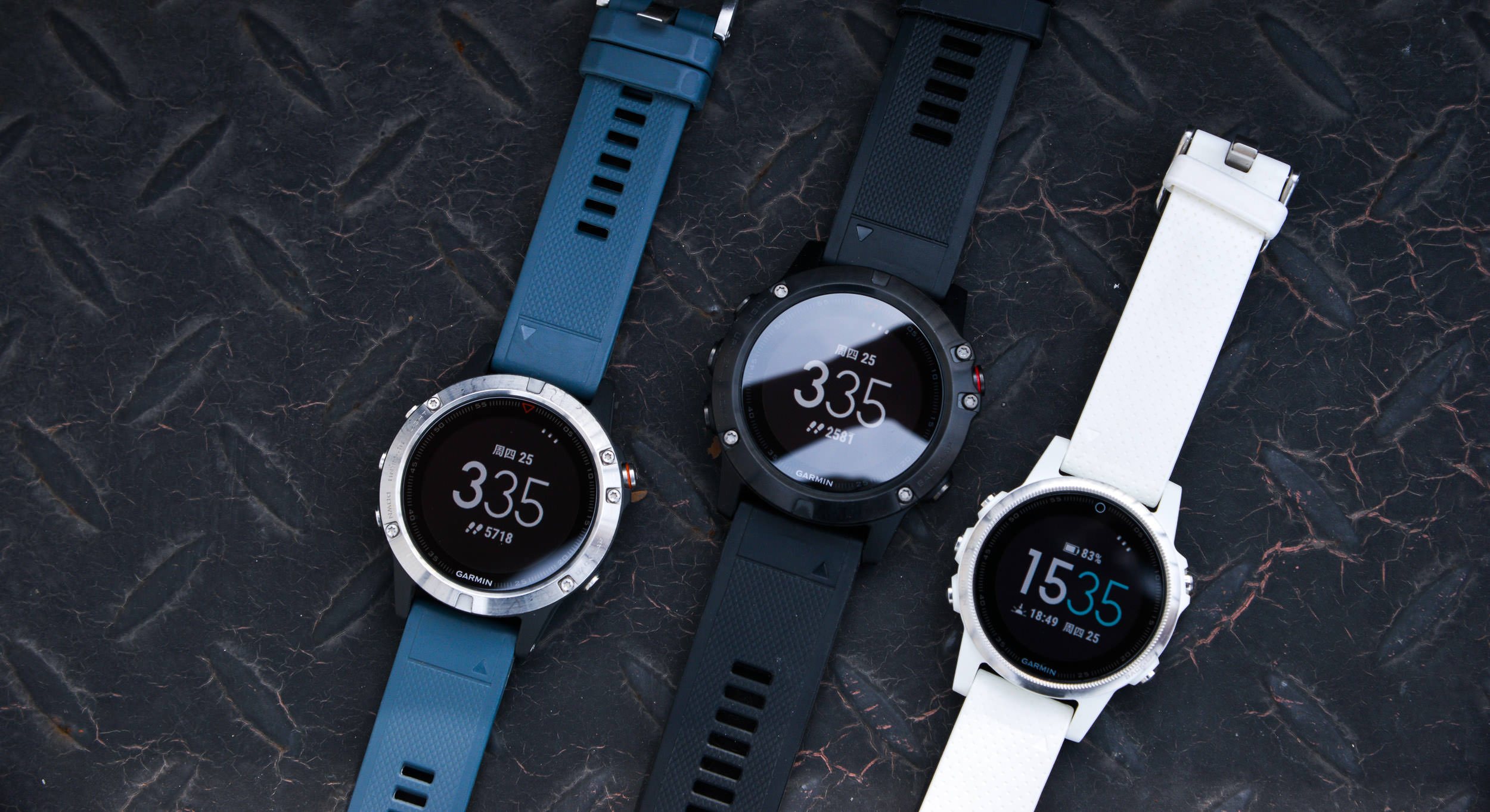 手表 | 地图有多好用?小巧到不愿摘下来 Garmin Fenix 5X/5S深度评测(一)