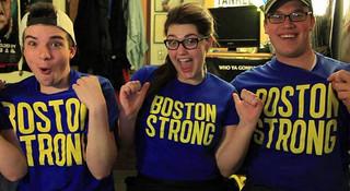 穿在身上的城市名片  波士顿马拉松的那些限量款