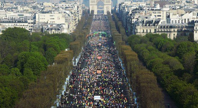 巴黎马拉松