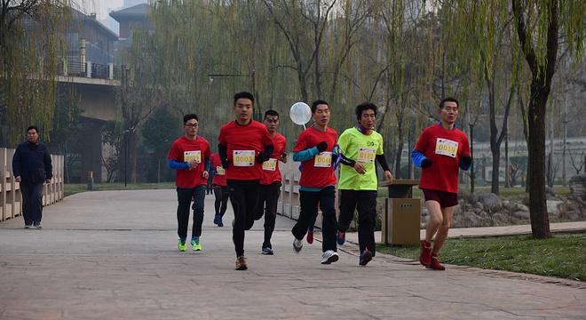 陕西民间马拉松