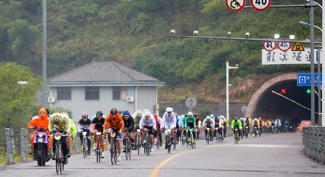 宁波环四明山自行车精英挑战赛(比赛取消)