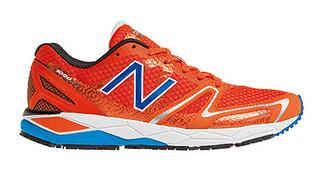极速奔跑—NewBalance 1090 V4轻量减震跑鞋上市