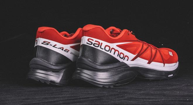 开箱 | Salomon S-lab Wings 8 下坡称王