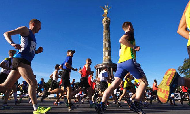 2017年年年年年柏林马拉松