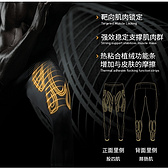 2XU MCS跑步压缩裤 | 靶向锁定肌肉 强效支撑