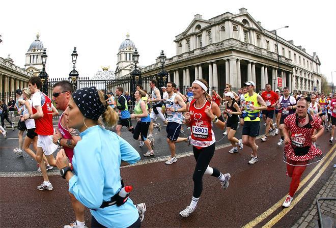 2017伦敦马拉松
