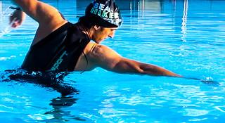 碧波飞鱼—自由泳技术入门