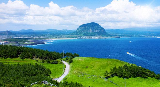 济州岛越野跑