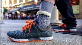 跑出最完美的步伐—Sensoria智能运动袜
