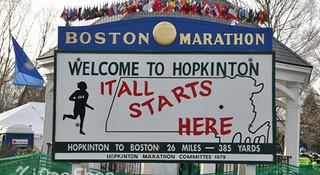 不应出现在赛场上的恐怖—2013波士顿马拉松赛后记