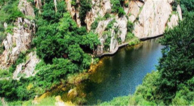 金都越野·招远罗山国家森林公园