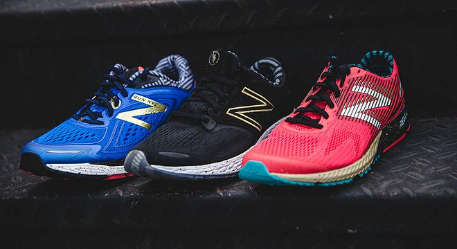 Weekly Gear | 近看New Balance纽约马拉松限定版跑鞋