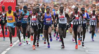 漫跑英伦 | 史上最强的马拉松阵容究竟有多强!