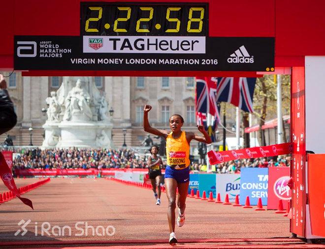 2016年伦敦马拉松女子冠军