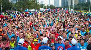 2015年度回顾 |  中国马拉松综述