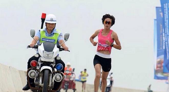 潍坊滨海半程马拉松