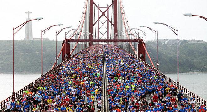 里斯本半程马拉松