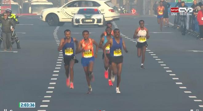 热点 | 迪拜马拉松与世界纪录擦肩而过 2018年会诞生新纪录么