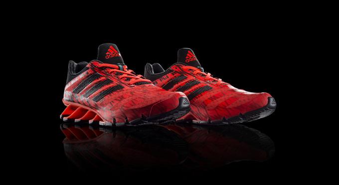 Adidas Springblade Ignite 全新刀锋跑鞋,16 到 9 的变化