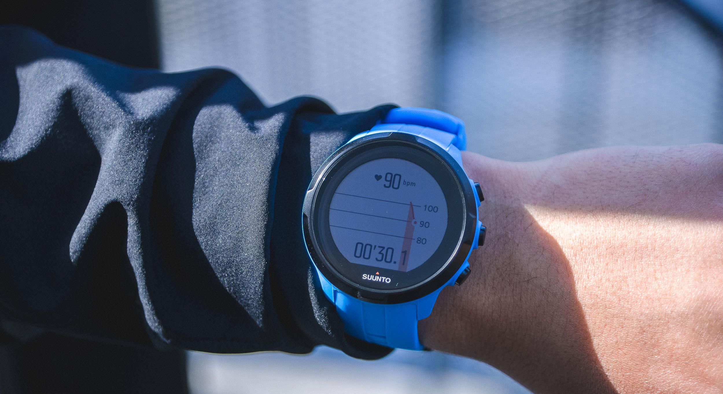 手表   光电效应 Suunto Spartan Sport Wrist HR深度评测