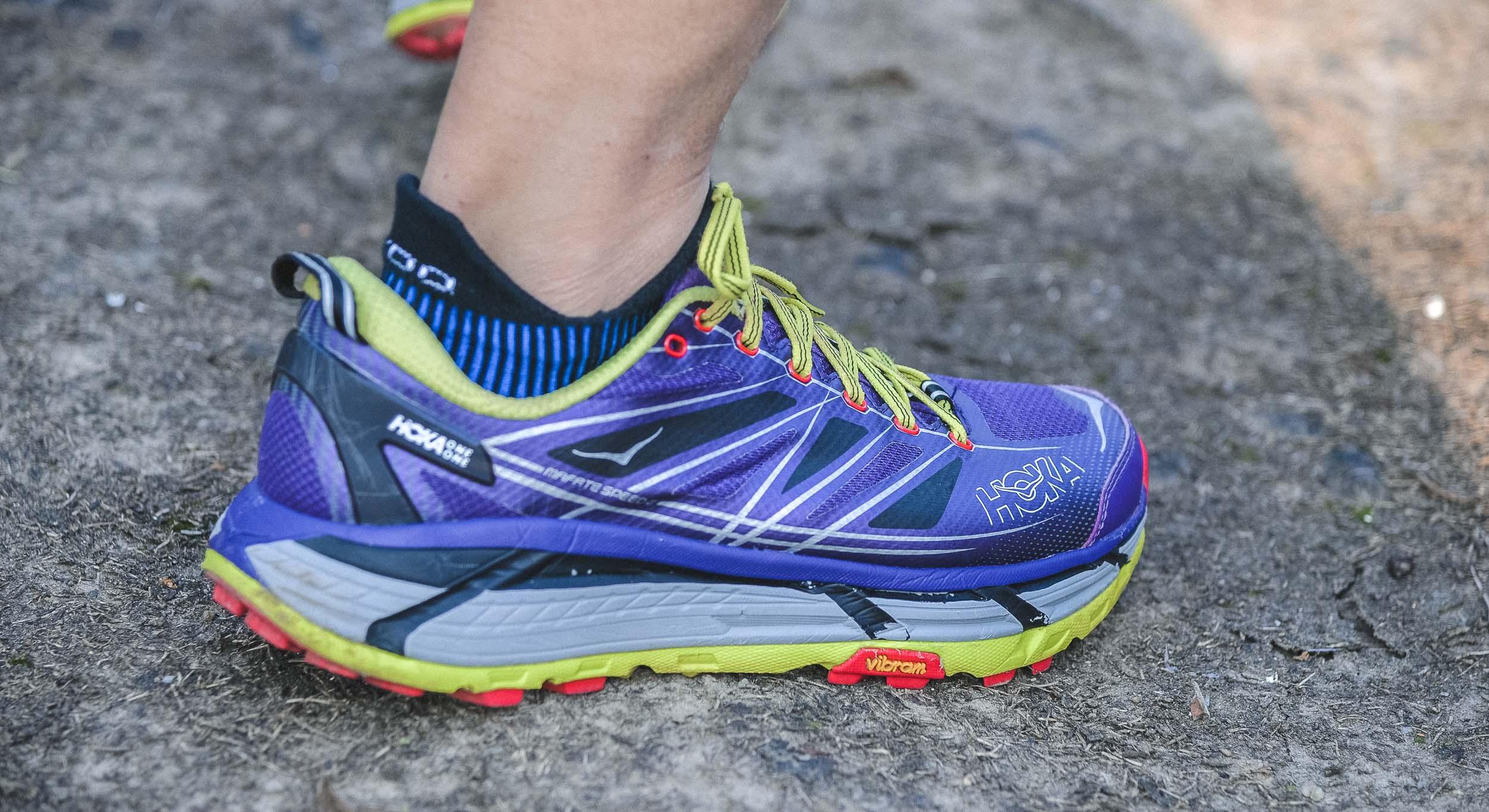 跑鞋 | HOKA One One Mafate Speed 2  接近完美的越野鞋?