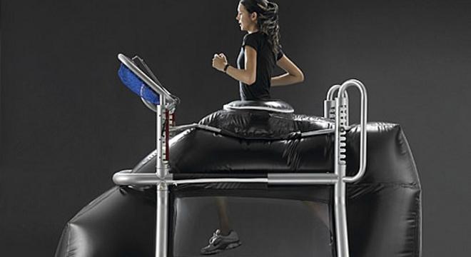 科比姚明们都用它—Alter-G反重力跑步机