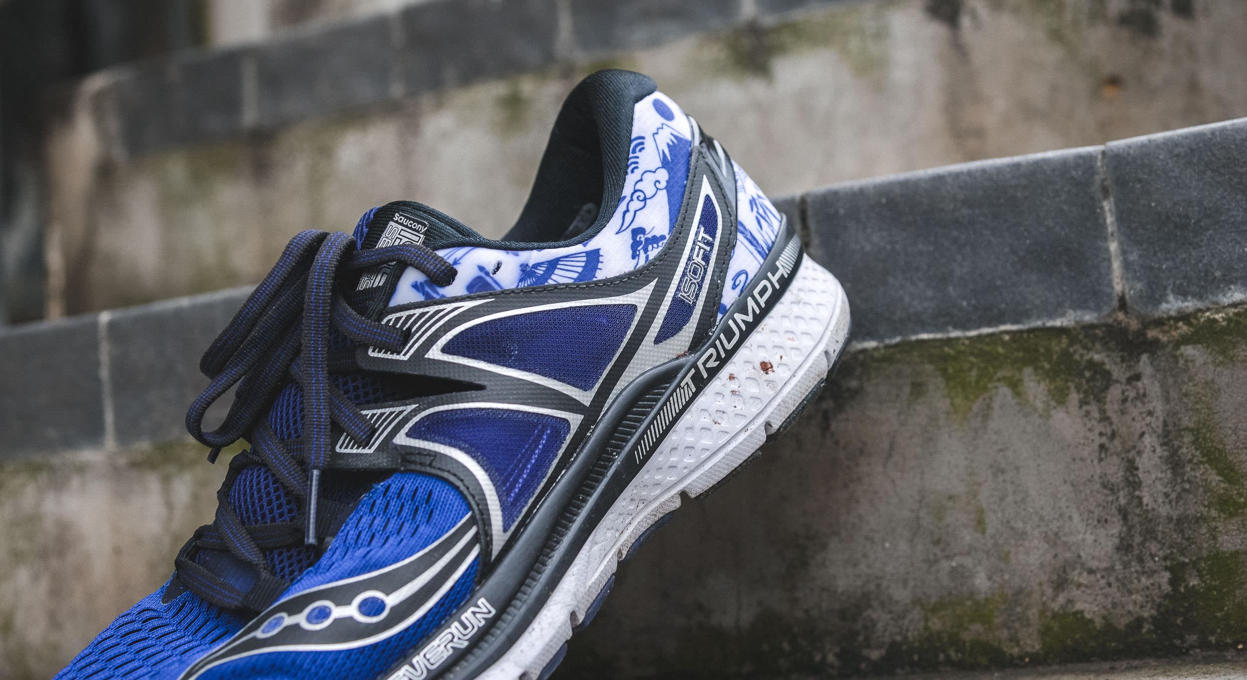 跑鞋   这是最出色的ISO一代?Saucony Triumph ISO 3深度评测