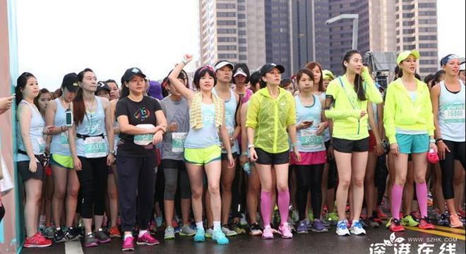 上海女子半程马拉松(待定)