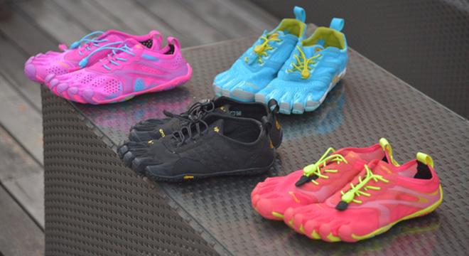 TOPX | VibramFiveFingers五指鞋路跑系列横评