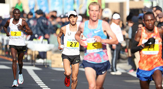 2017爱燃烧年终回顾   精彩纷呈的世界马拉松