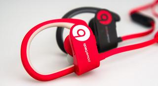随心悦动—Beats Powerbeats2 wireless运动蓝牙耳机评测