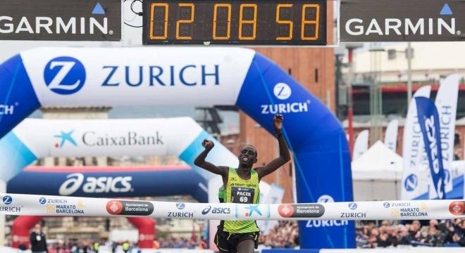 深度 | 巴塞罗那马拉松:兔子包揽前两名 残奥选手首马夺冠!