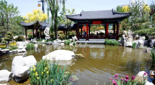 花园半程马拉松(中国)系列赛 青岛世博园站