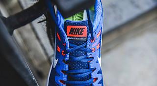开箱   Nike Air Zoom Structure 20 不只是跑的更快