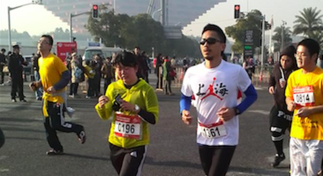 2014年 上海迎新10公里竞速赛