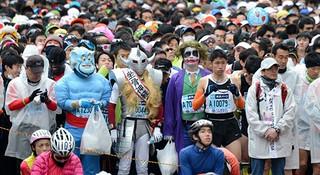 直通东京|盛装tokyo——东马cosplay大集合!